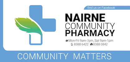 Nairne Pharmacy - Community Matters Logo 2019 copy